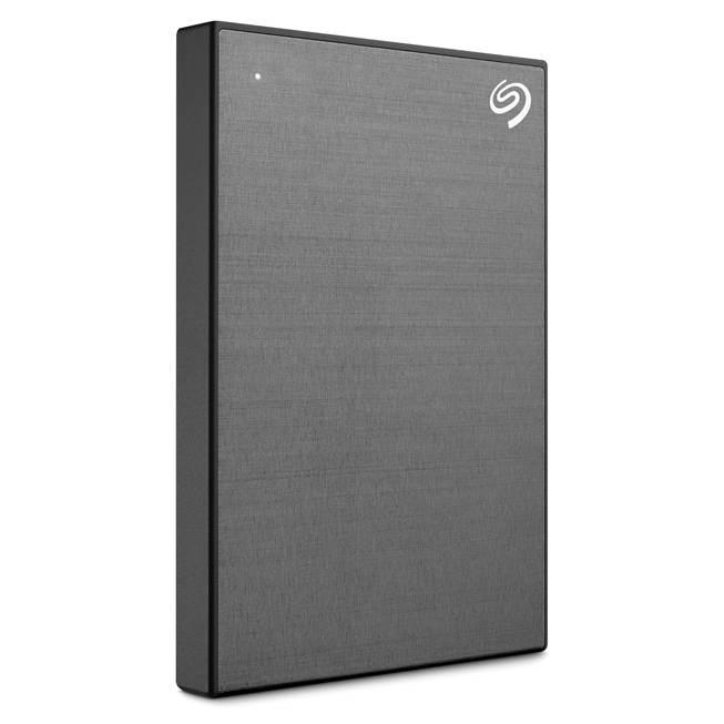Ổ cứng cắm ngoài Seagate Backup Plus Slim – Polished aluminium 1TB ...